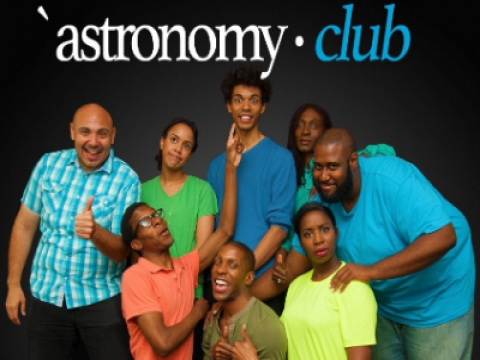 UCB Theatre Sketch and Improv Team Astronomy Club Lands Comedy Series Deal on Netflix
