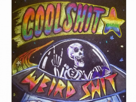 Cool Shit / Weird Shit