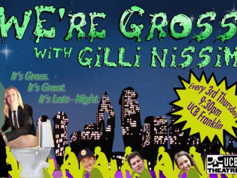 We're Gross with Gilli Nissim
