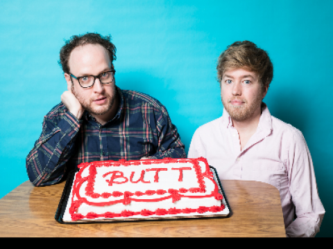 Butt: A Sketch Comedy Show