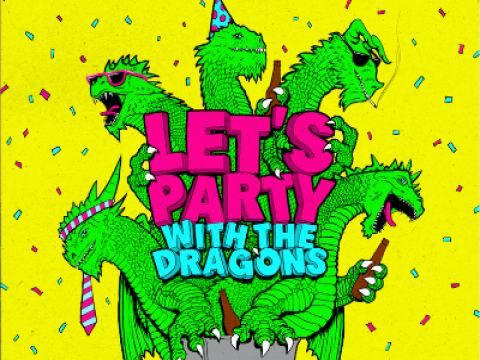 LET'S PARTY with The Dragons
